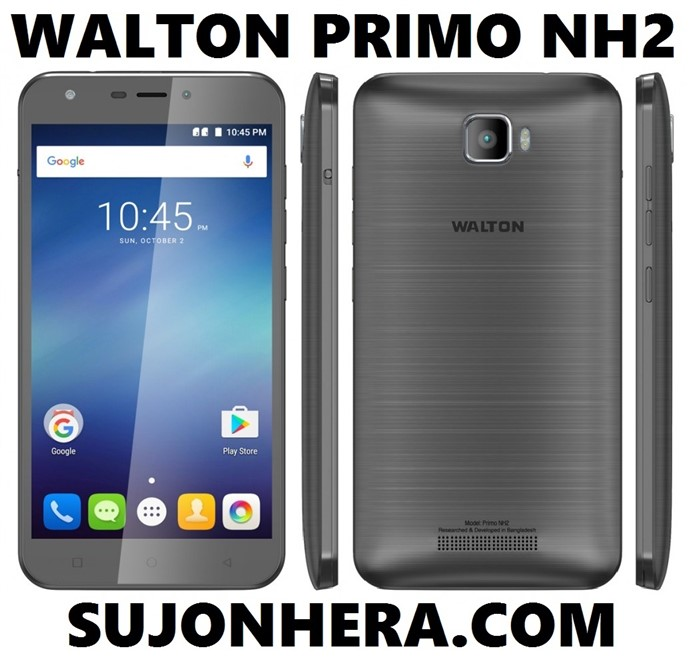 Walton Primo NH2 Android Phone Full Specifications Price
