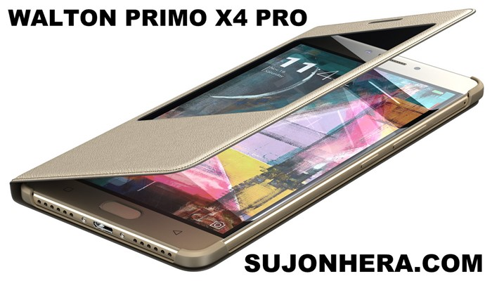 Walton Primo X4 Pro Android Phone Full Specifications & Price