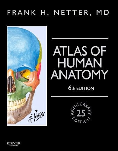 Netter's Atlas of Human Anatomy 6th Edition PDF Download