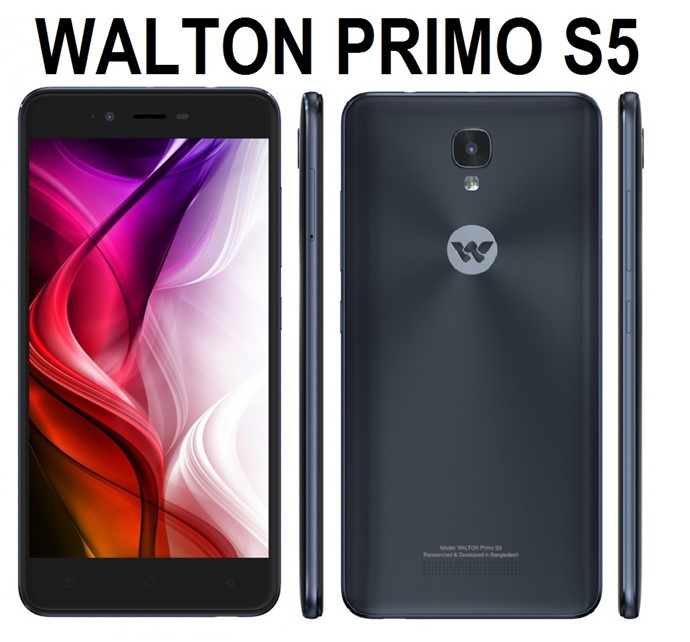 Walton Primo S5 Android Phone Full Specifications & Price