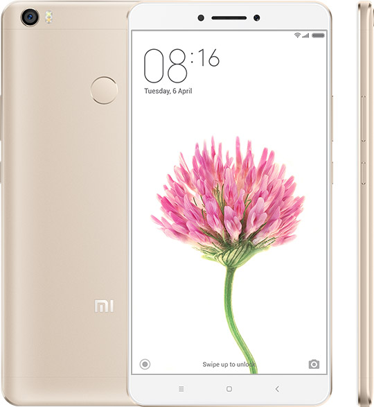 Xiaomi Mi Max Android Phone Full Specifications & Price