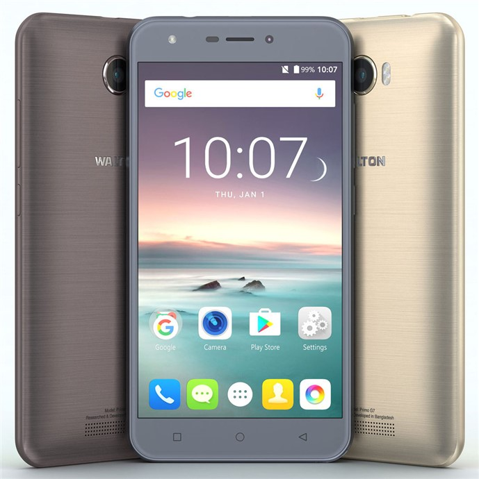 Walton Primo G7 Android Phone Full Specifications & Price