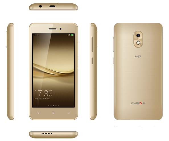 Symphony V47 Android Phone Full Specifications & Price