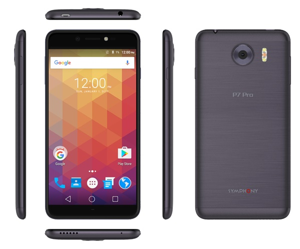 Symphony Xplorer P7 Pro: Full Phone Specifications & Price