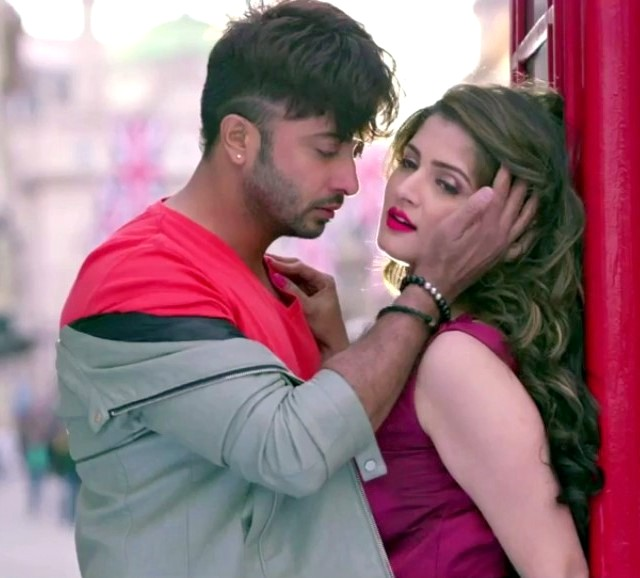 Srabanti and Shakib Khan Couple Photo Image Picture