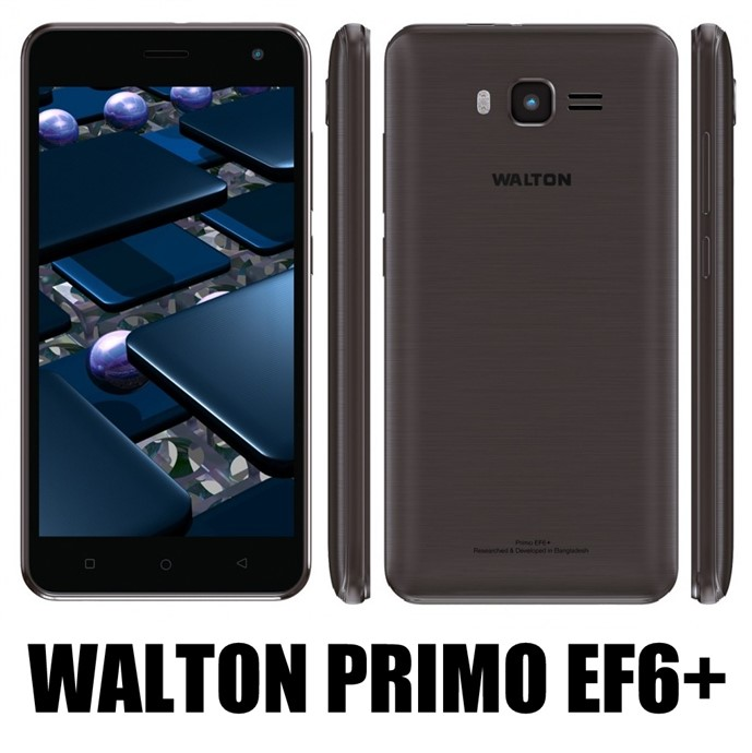 Walton Primo EF6 Plus Android Phone Full Specifications & Price