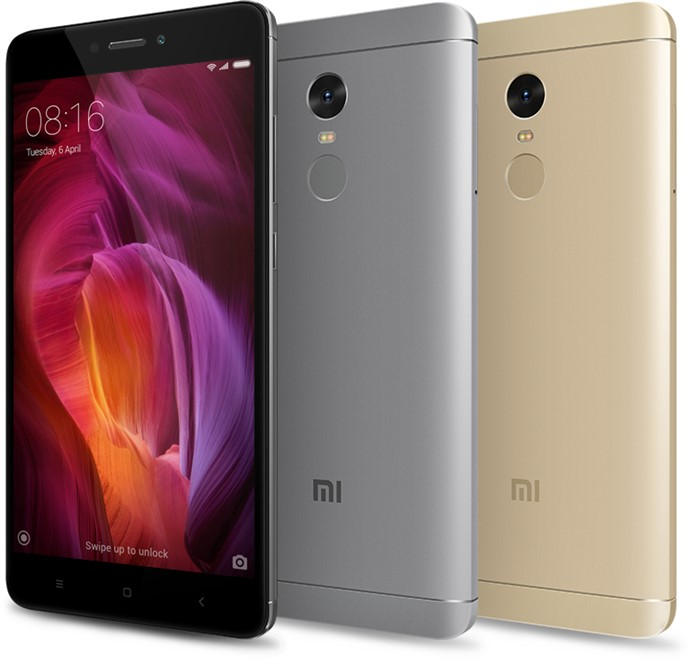 Xiaomi Redmi Note 4x  Android Phone Full Specifications