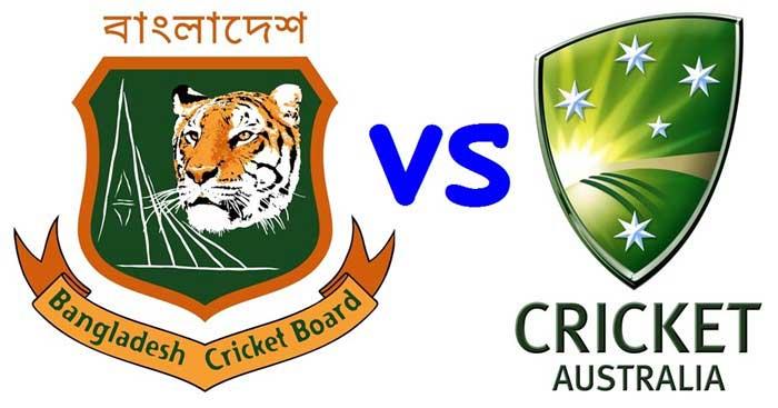 Bangladesh vs Australia 2017 Fixture & Live Streaming