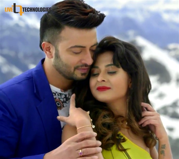 Rangbaz Shakib Khan Shabnom Bubly Bangla Movie