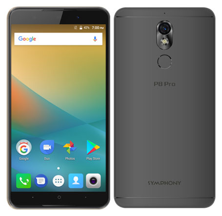 Symphony Xplorer P8 Pro Full Phone Specifications & Price