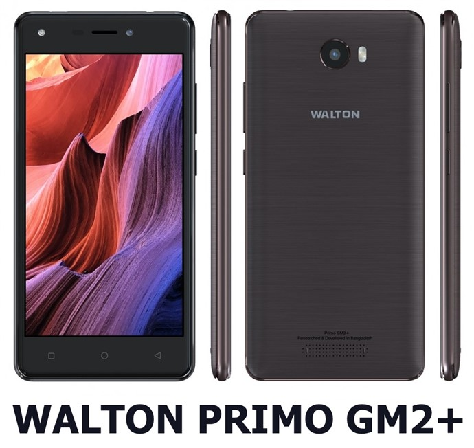 Walton Primo GM2+ Android Phone Full Specifications & Price