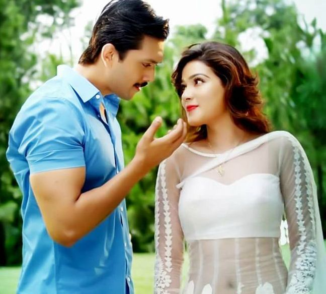 Dhaka Attack Arefin Shuvo Mahiya Mahi Bangla Movie