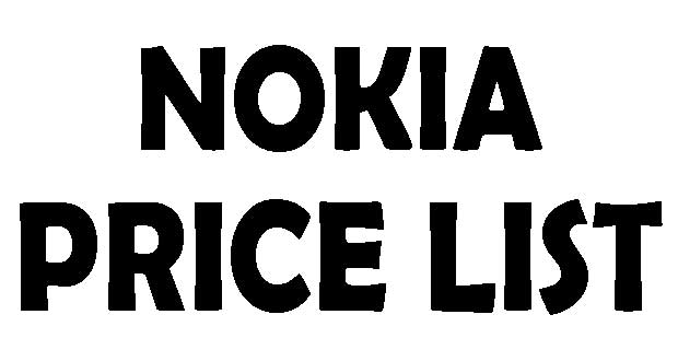 Nokia Mobile Handset Updated Price List In Bangladesh