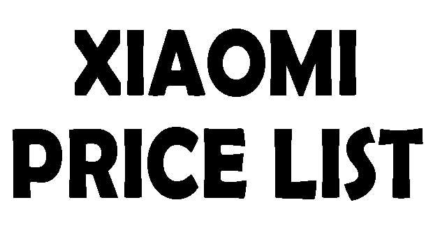 Xiaomi Mobile Handset Updated Price List In Bangladesh