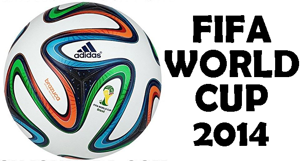 FIFA World Cup 2014 Match Schedule & Live Streaming