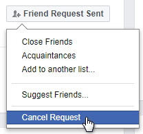 How To Find Out & Cancel Sent Friend Requests On Facebook