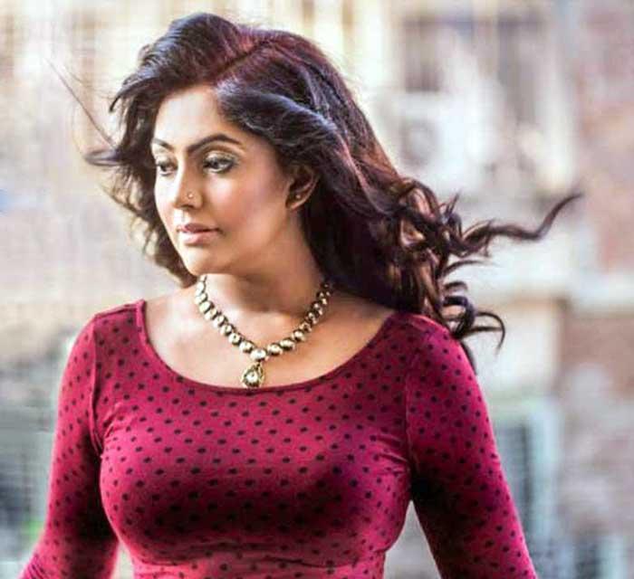 Nasrin Akter Nipun Bangladeshi Hot Model Actress