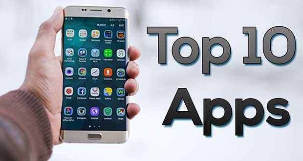 Top 10 Android Applications In My Opinion
