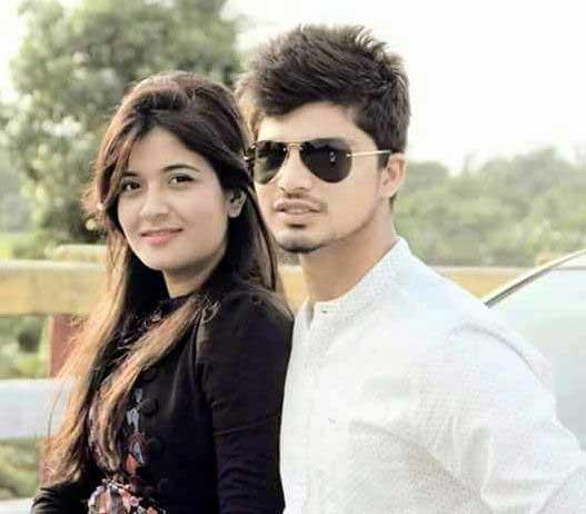 Nurul Hasan Sohan Bangladeshi Cricketers With Wives Couple Photo Collection